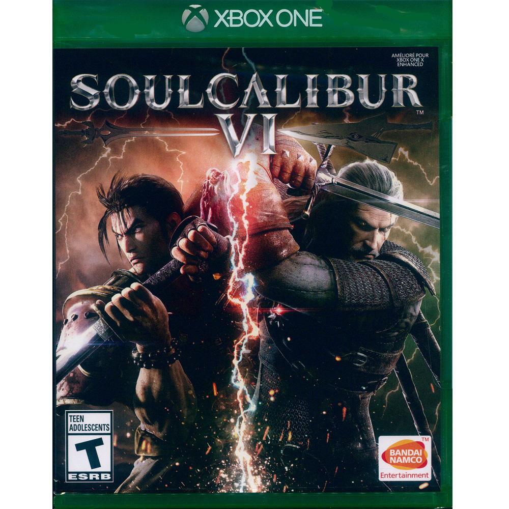 劍魂 6 SOULCALIBUR VI - XBOX ONE 中英日文美版
