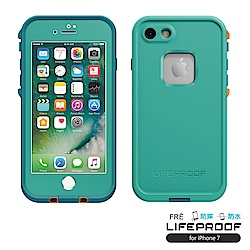 LIFEPROOF iPhone 7 專用 防水防雪防震防泥超強保護殼-FRE(湖水綠)