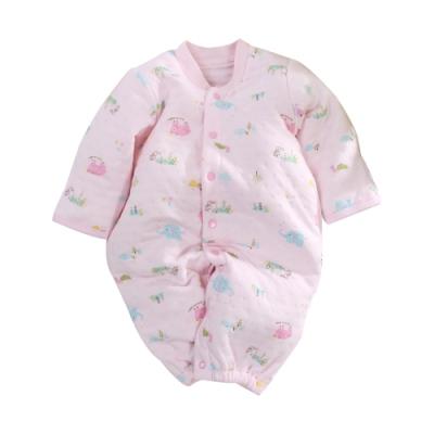 台灣製三層棉反包護手護腳兩用兔裝 b0223 魔法Baby