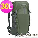 【VAUDE德國 】Brenta 30L 耐磨網架透氣登山背包VA-12161橄欖綠