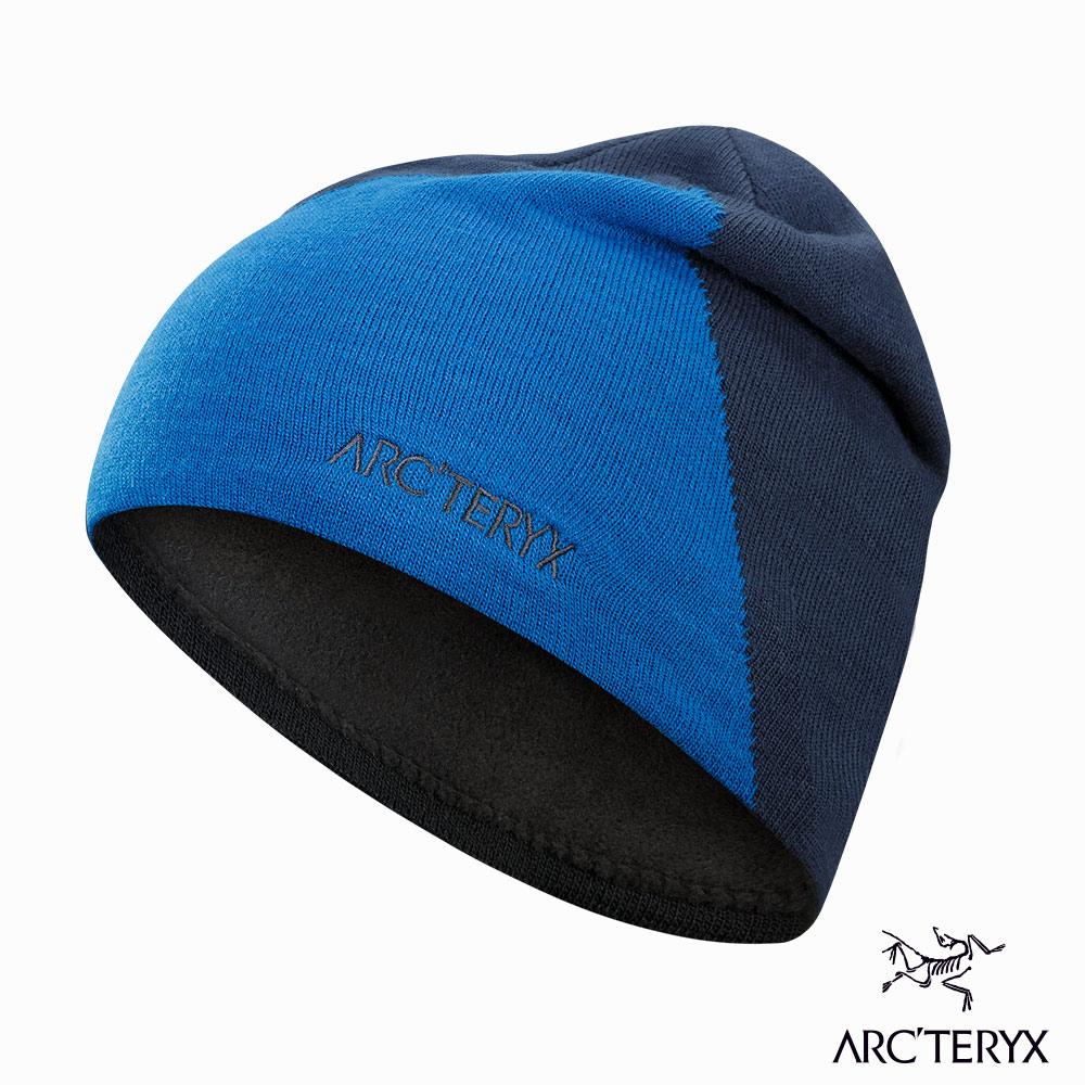 Arcteryx Rise 保暖針織毛帽 恆星藍/途易藍