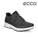 ECCO OMNI-VENT. 全方位城市戶外運動休閒鞋 女-黑
