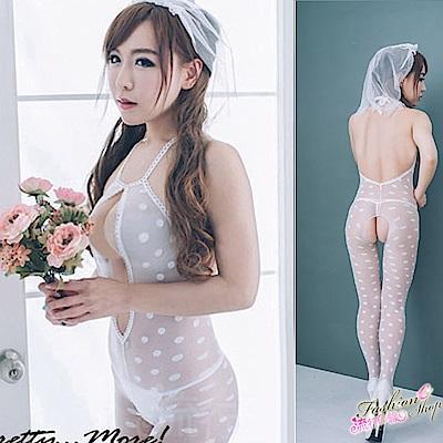 情趣內衣褲 開檔貓裝式情趣睡衣 台灣製露胸性感內衣褲 流行E線