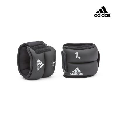 愛迪達Adidas Training-加重訓練護腕/護踝-1kg(黑色)