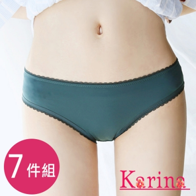 Karina-裸感無痕低腰內褲(7件)