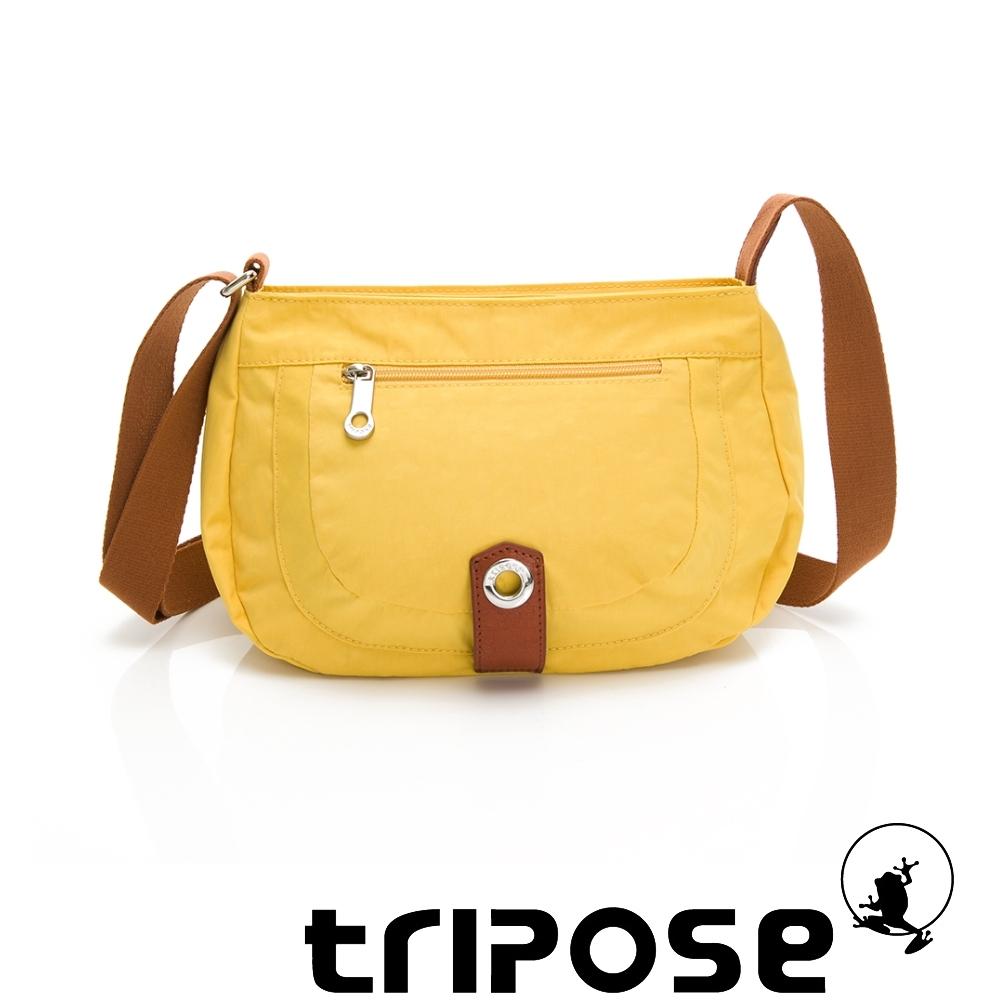tripose 微旅系列淑女側肩包(小) 黃