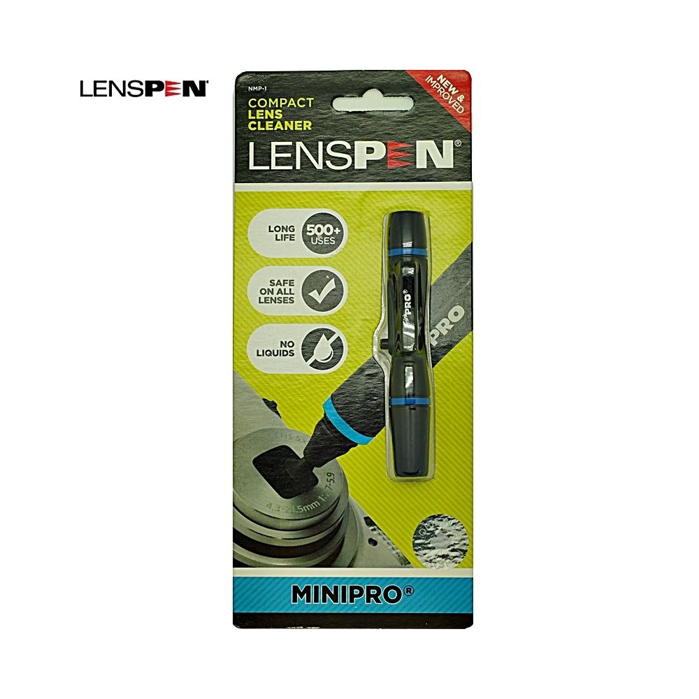 加拿大LENSPEN 拭鏡筆鬃毛刷NMP-1(台灣群光公司貨)