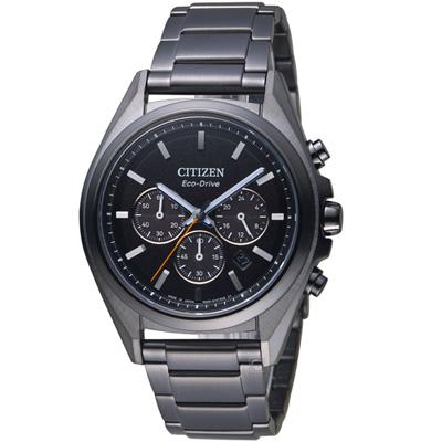 CITIZEN 星辰 強悍時計鈦金屬腕錶(CA4394-54E)42mm