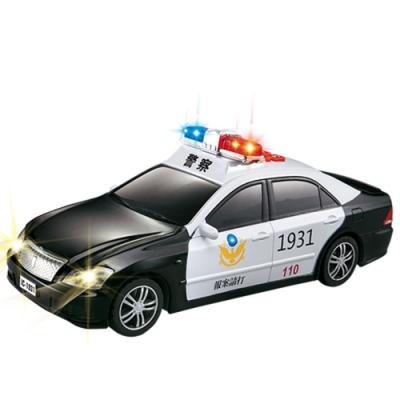 KIDMATE 台灣好車隊/仿真救援車隊 (警車)
