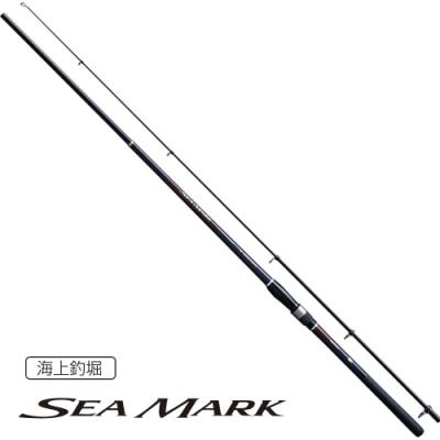 【SHIMANO】SEA MARK 海上釣堀 4-300 磯釣竿