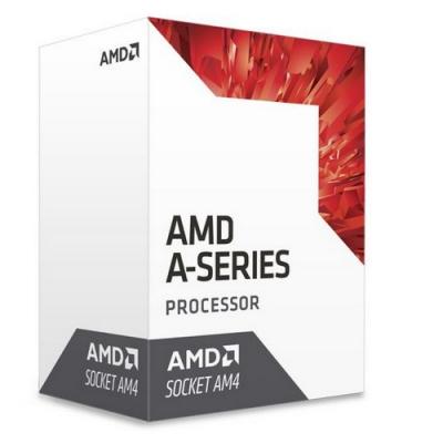 AMD A8-9600 AM4 四核心處理器《3.1GHz》