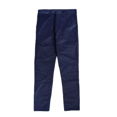 Nike 長褲 Corduroy Trousers 男款 SB 滑板概念 休閒褲 燈心絨 藍 黑 CK7288410