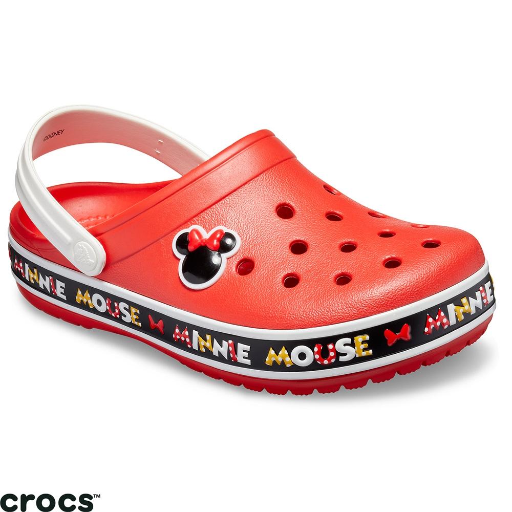 Crocs 卡駱馳 (中性鞋) 卡駱班米妮-205630-90H