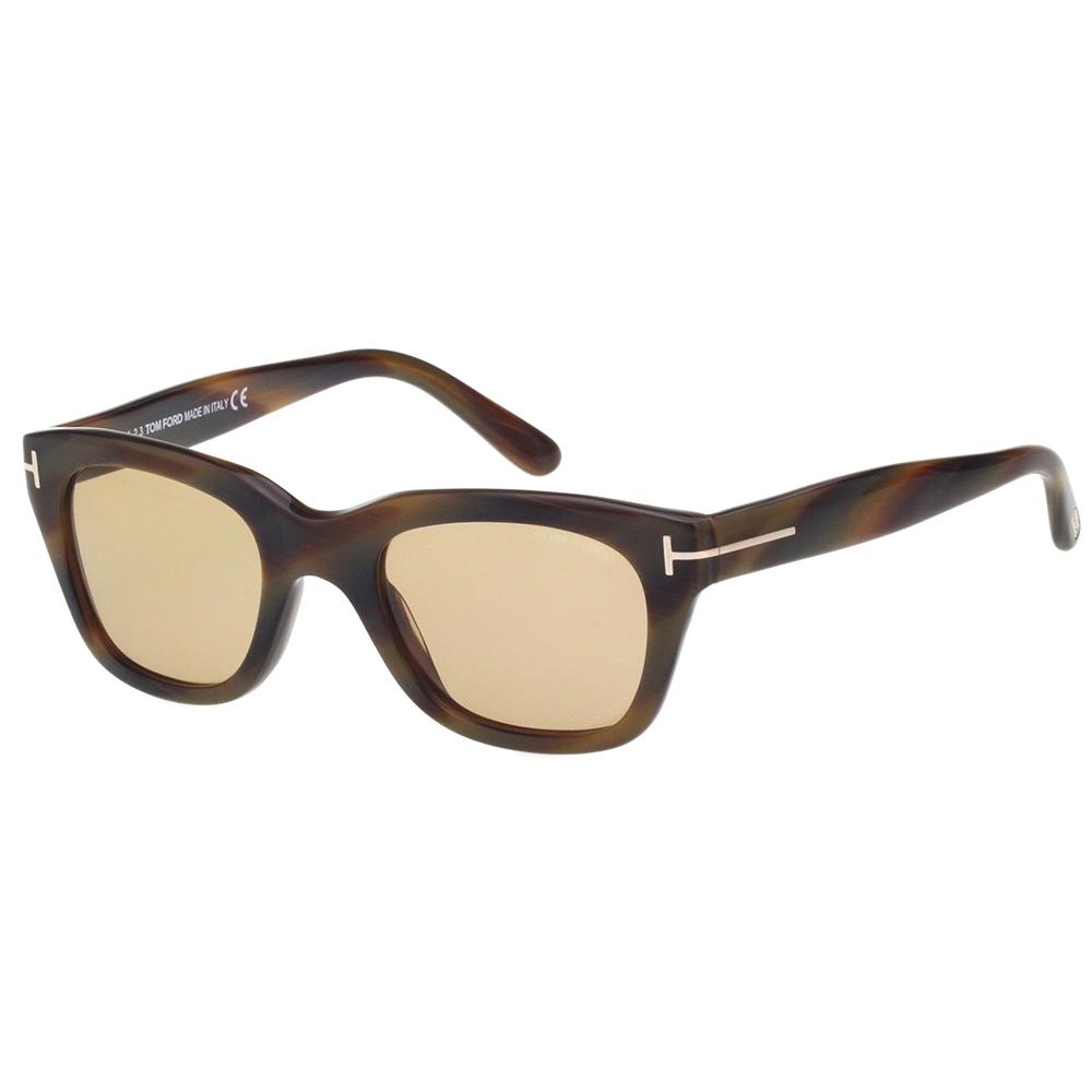 TOM FORD 中性 太陽眼鏡(淺琥珀色)TF237