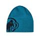 【Mammut 長毛象】Tweak Beanie 保暖針織LOGO羊毛帽 藍寶石 #1191-01352 product thumbnail 1
