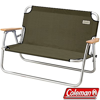 Coleman CM-33807 輕鬆折疊長椅/雙人休閒椅/情人椅