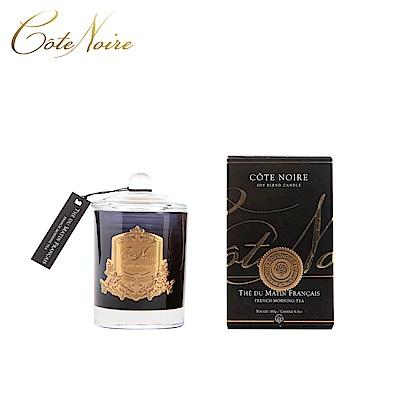 法國 CoteNoire 蔻特蘭 法式早茶香氛蠟燭185g