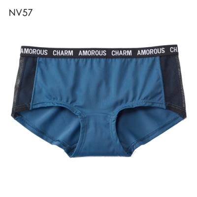 aimerfeel Strap Mesh低腰內褲-古典藍-178727-NV57