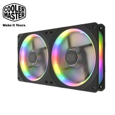 Cooler Master MasterFan SF240P ARGB 風扇