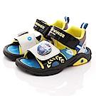 SUPER WINGS LED電燈涼鞋款 NI3801黑(中小童段)