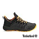 Timberland 男款FlyRoam Trail深灰色低筒布面靴