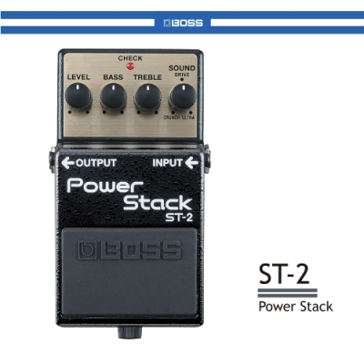 BOSS ST-2 破音效果器