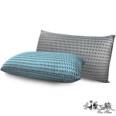 精靈工廠 4D透氣銀離子抑菌獨立筒枕 @ Y!購物