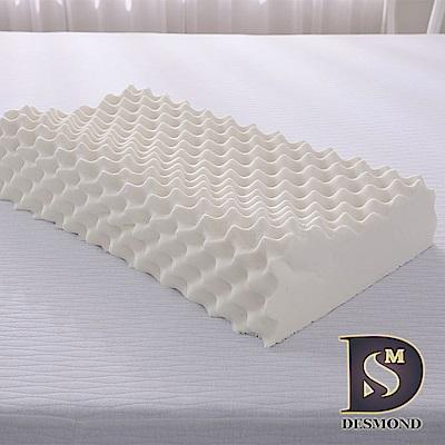 DESMOND岱思夢 100%天然乳膠枕_1入(顆粒按摩型)