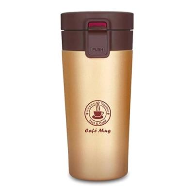 Dr.AV 咖啡專用保溫彈跳杯380ml(CM-380)