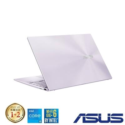 (附M365 15個月)ASUS UX425EA 14吋筆電 (i5-1135G7/16G/512G SSD/ZenBook 14/星河紫)