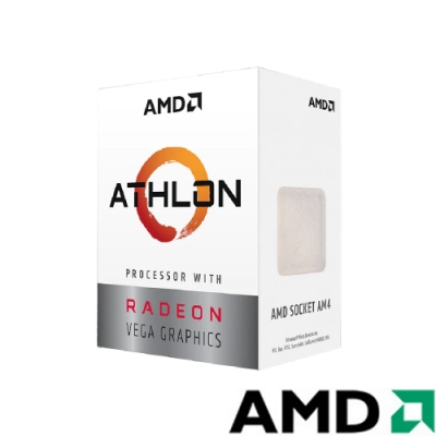 AMD Athlon 3000G 雙核心處理器