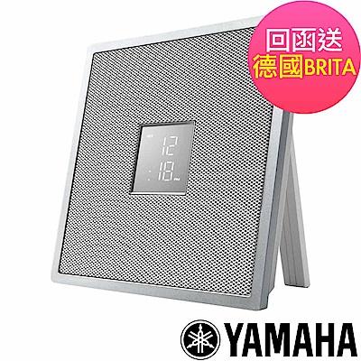 Yamaha山葉 桌上型音響 ISX-18 -白色