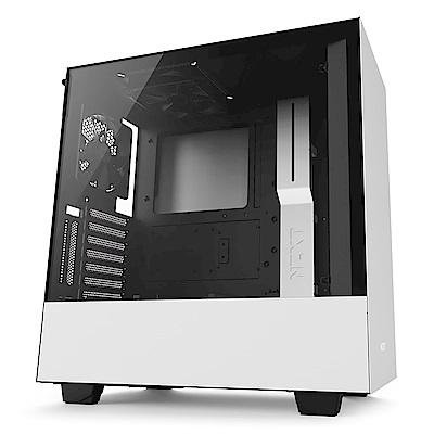 NZXT【H500i】透側 ATX電腦機殼《白》
