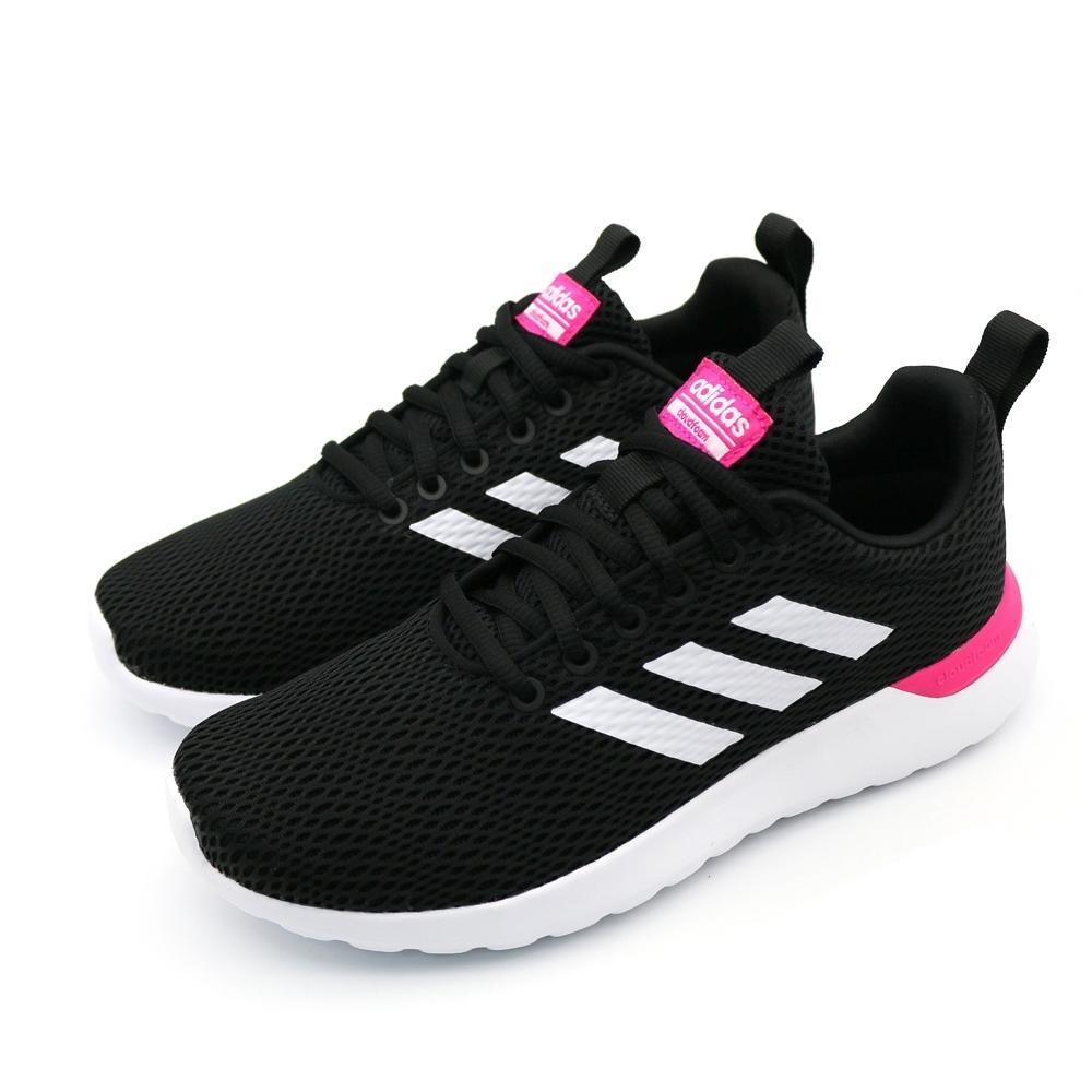 ADIDAS LITE RACER CLN 女 黑 休閒鞋
