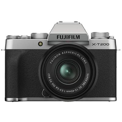 FUJIFILM X-T200 XC 15-45mm 變焦鏡組(公司貨)