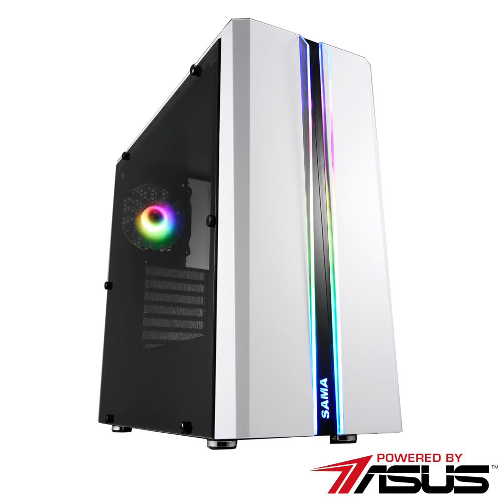 華碩B365平台 [漩渦俠士]i5六核RTX2060獨顯SSD電玩機 @ Y!購物