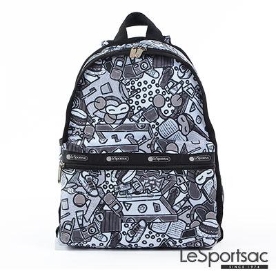 LeSportsac - Standard後背包-附化妝包(生活小物)