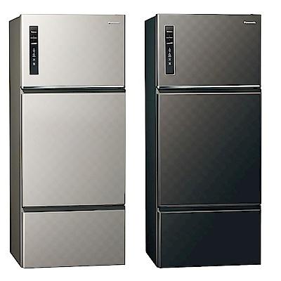 Panasonic國際牌 481L <b>1</b>級變頻<b>3</b>門電冰箱 NR-C489TV 台松