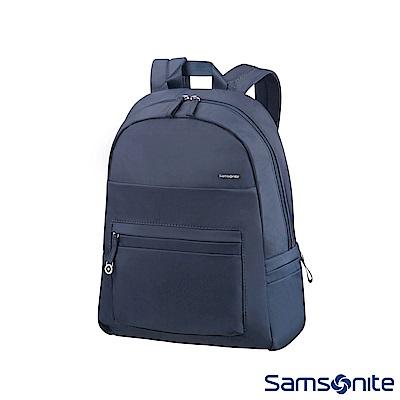 Samsonite新秀麗 Move2.0輕量女用筆電後背包14(深藍)