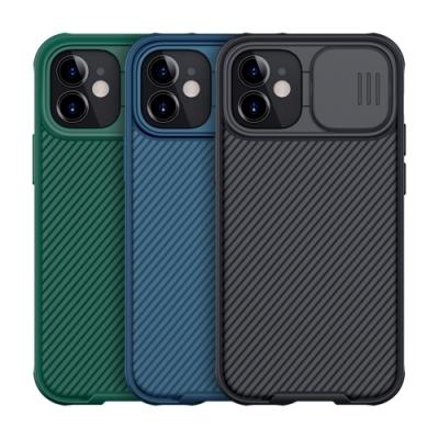 NILLKIN Apple iPhone 12 mini 黑鏡 Pro 保護殼