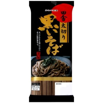 Kanesu製麵 田舍黑蕎麥麵(320g)