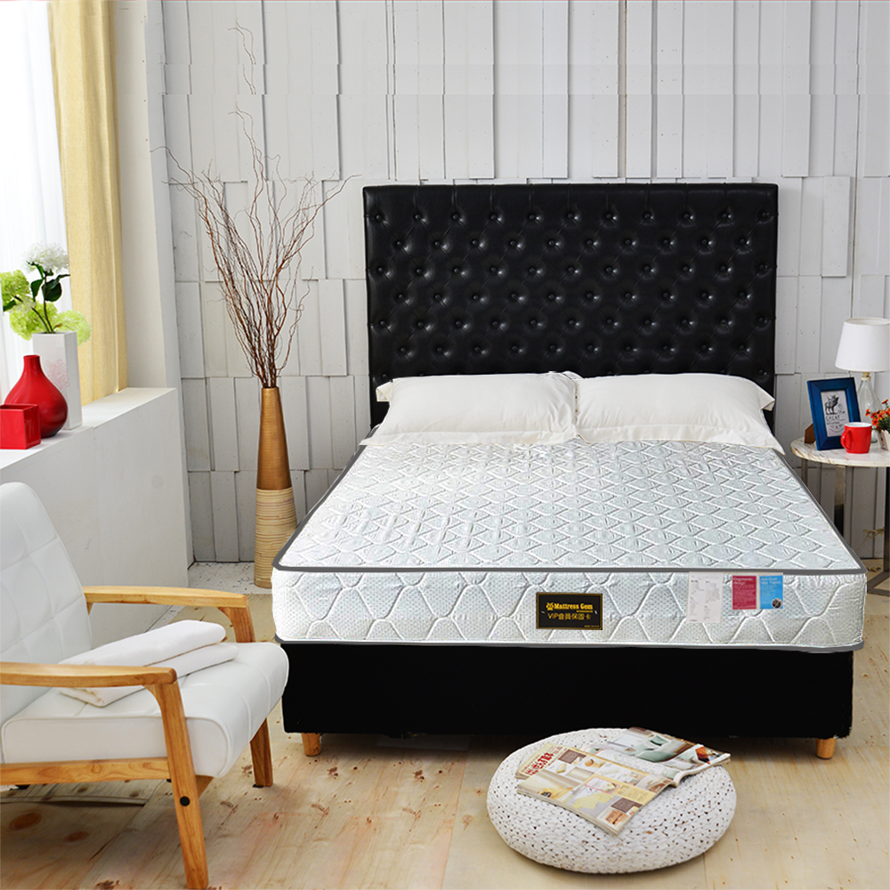 Ally愛麗 正反可睡-3M防潑水抗菌蜂巢獨立筒床墊-雙人5尺-本月限定 @ Y!購物