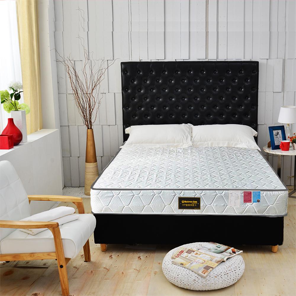 Ally愛麗 正反可睡-3M防潑水抗菌蜂巢獨立筒床墊-單人3.5尺-本月限定