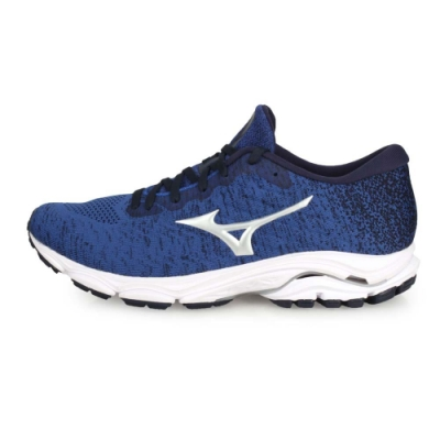 MIZUNO 男慢跑鞋 WAVE INSPIRE16 WAVEKNIT