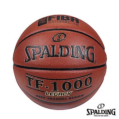SPALDING 斯伯丁 TF-1000 Legacy 新一代ZK合成皮 7號 籃球