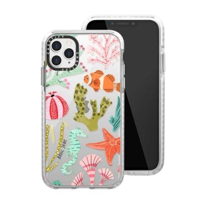 Casetify iPhone 11 Pro Max 耐衝擊保護殼-海洋奇緣