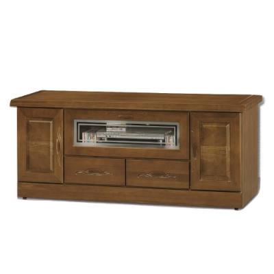 MUNA 可利亞樟木色5尺電視櫃/長櫃 148X50X62cm