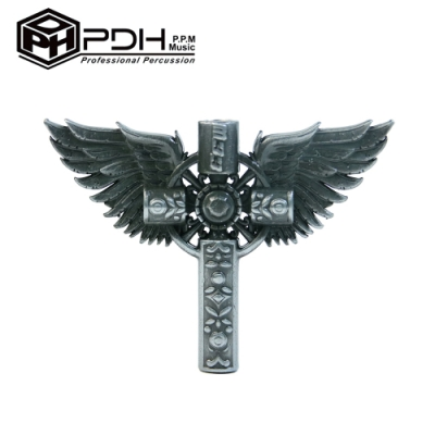 PDH M33 復古翅膀鼓鎖