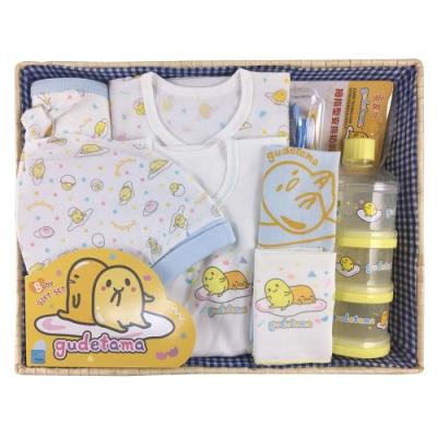 蛋黃哥新生兒彌月禮盒組