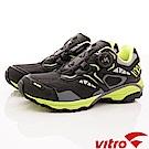 Vitro韓國專業運動品牌-BLITZⅡ-BL頂級專業跋涉健行鞋-黑(男)